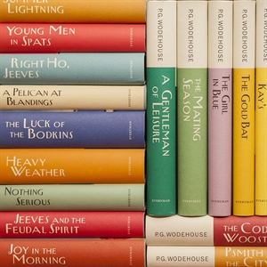 Everyman completes the PG Wodehouse series