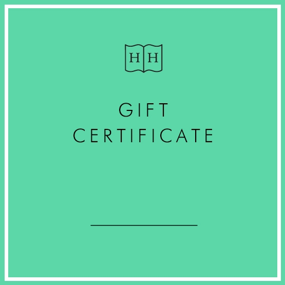 Gift Certificate : Gift Certificate