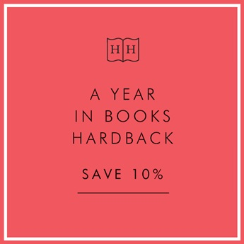 Year in Books - Hardback 10% off