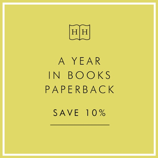 Year in Books - Paperback 10% off : Year in Books - Paperback 10% off