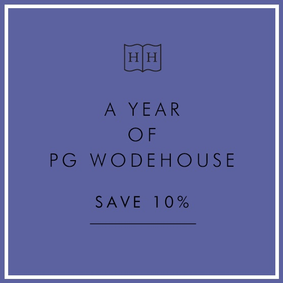 A Year in PG Wodehouse 10% off : A Year in PG Wodehouse 10% off