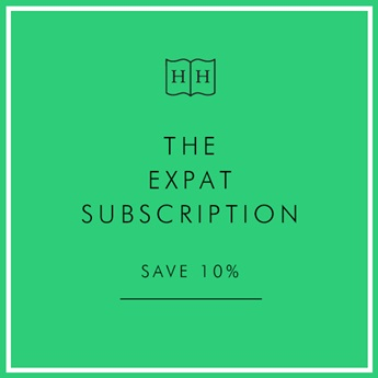 The Expat Subscription 10% off