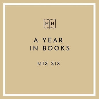 A Year in Books - Mixed 6 Books