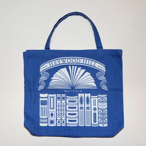 The Heywood Hill Tote Bag : The Heywood Hill Tote Bag