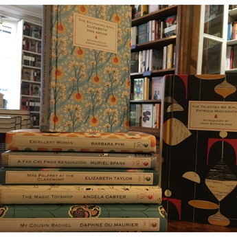 The Virago Modern Classics Designer Collection