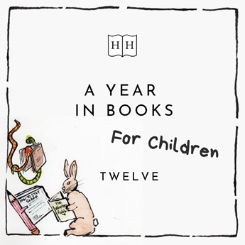 A Year in Books for Children - 12 Books