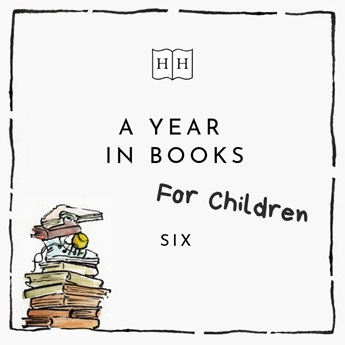 A Year in Books for Children - 6 Books