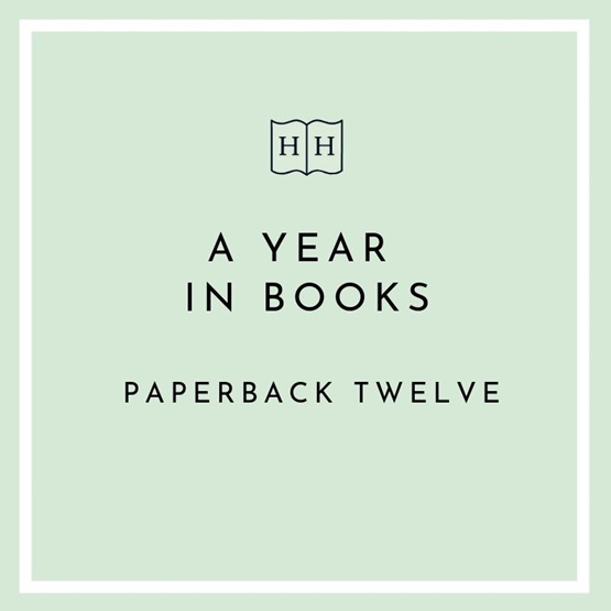 A Year in Books - Paperback 12 Books : A Year in Books - Paperback 12 Books