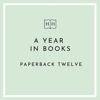 A Year in Books - Paperback 12 Books