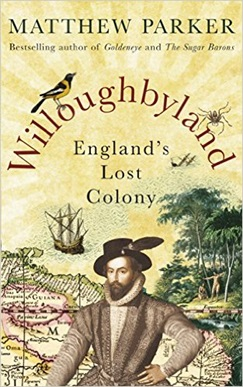 Willoughbyland: England's Lost Colony