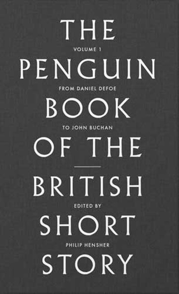 The Penguin Book of Short Stories