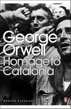 HH 80th anniversary recommendation: 'Homage to Catalonia'
