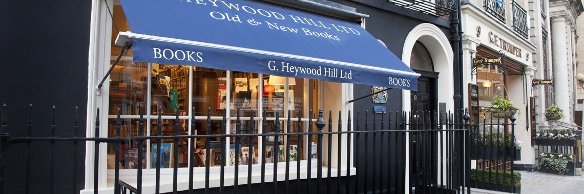 Heywood Hill Bookshop